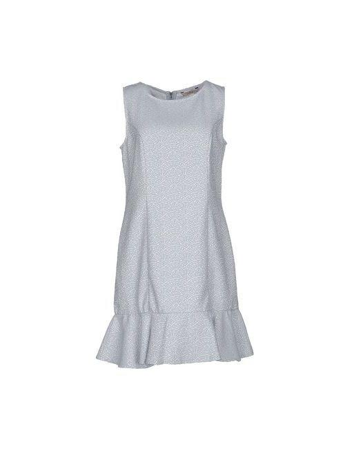Darling | Женское Голубое Короткое Платье