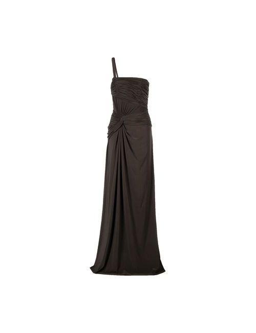 Class Roberto Cavalli | Женское Зелёное Длинное Платье