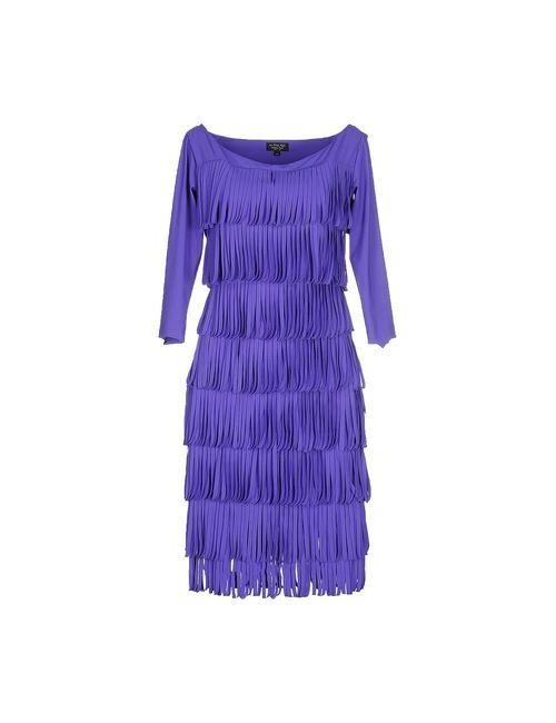 CHIARA BONI LA PETITE ROBE | Женское Фиолетовое Короткое Платье