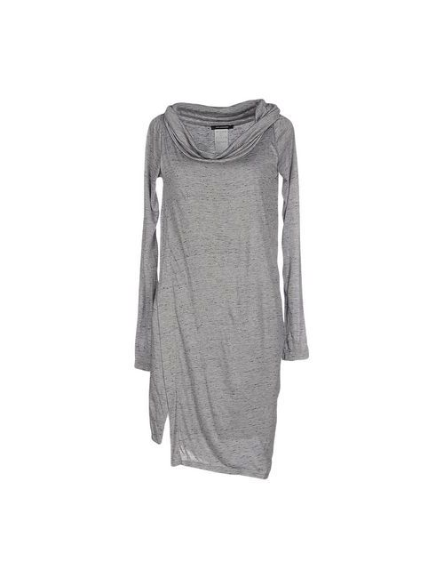 Plein Sud | Женское Серое Короткое Платье