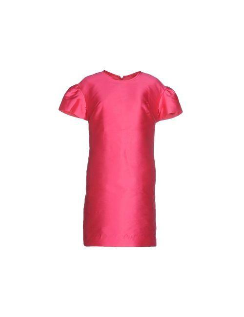 P.A.R.O.S.H.   Женское Фуксия Короткое Платье