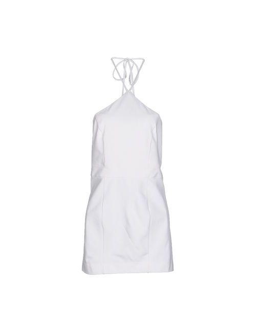 Dsquared2 | Женское Слоновая Костящее Короткое Платье