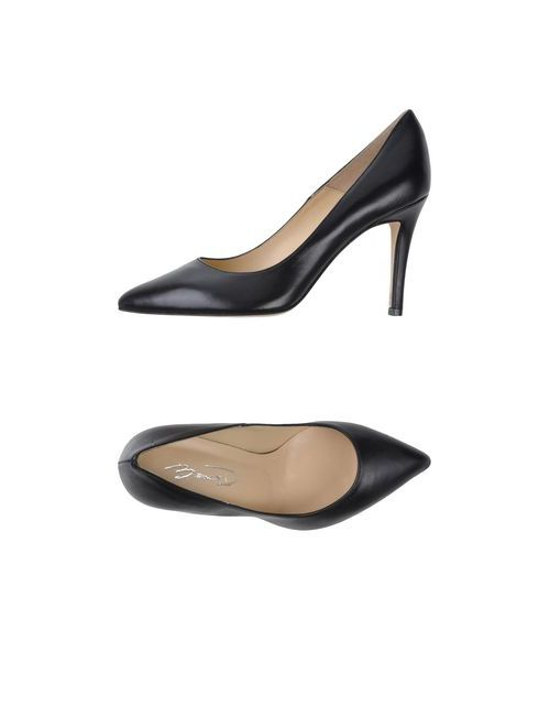Bianca Di | Женские Чёрные Туфли