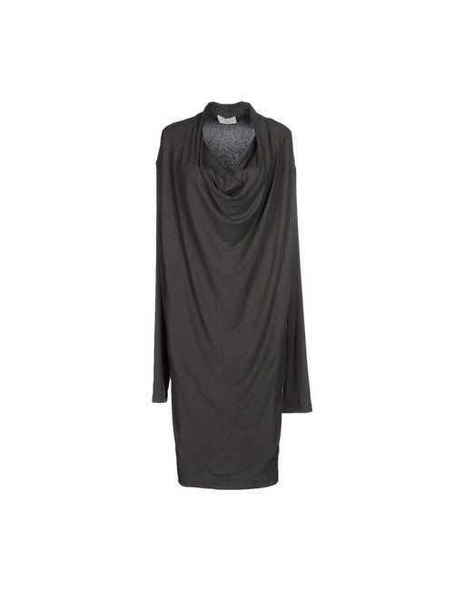 Alysi | Женское Зелёное Короткое Платье
