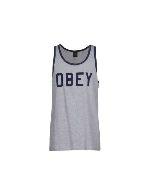 Obey | Мужская Серая Майка