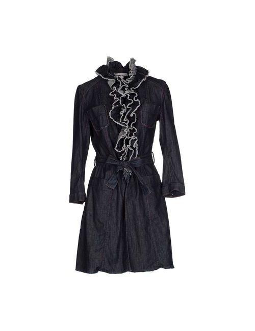 Tomaso | Женская Синяя Джинсовая Верхняя Одежда