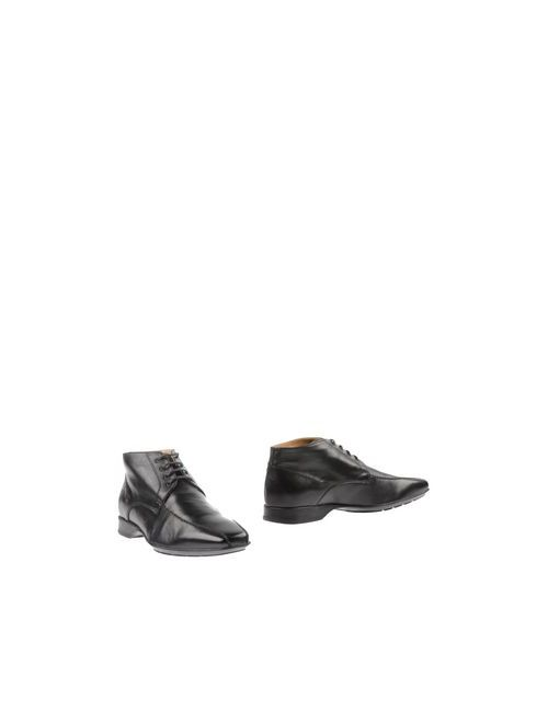 Nero Giardini | Мужские Чёрные Полусапоги И Высокие Ботинки