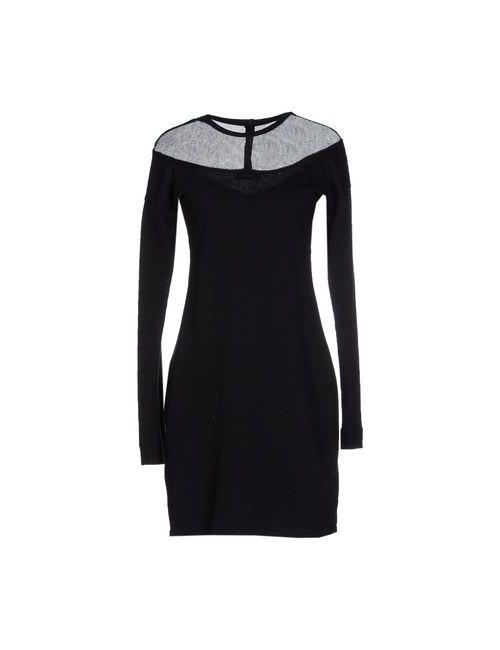 Diesel | Женское Чёрное Короткое Платье