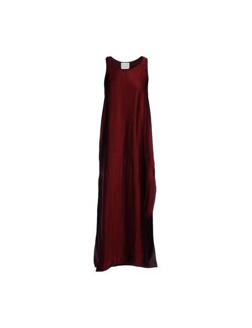Forte Forte | Женское Коричневое Длинное Платье