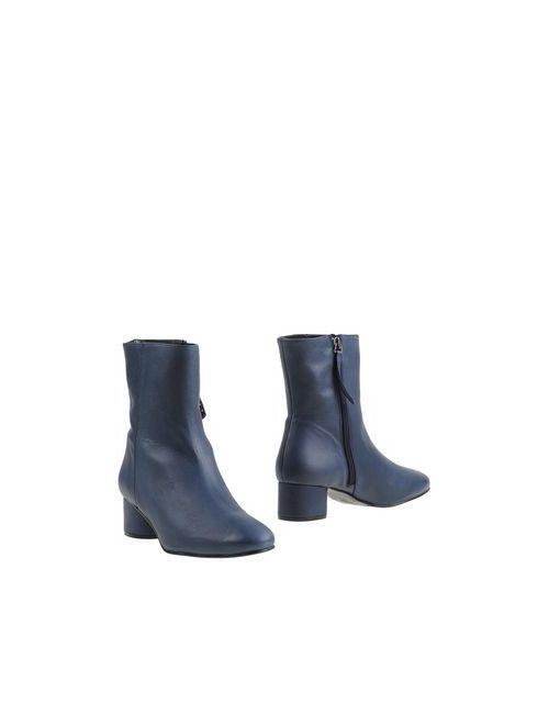 EQÜITARE | Женские Синие Полусапоги И Высокие Ботинки