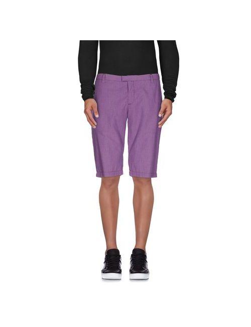 Etro | Мужские Фиолетовые Бермуды