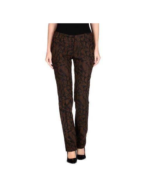 Trussardi Jeans | Женские Коричневые Джинсовые Брюки