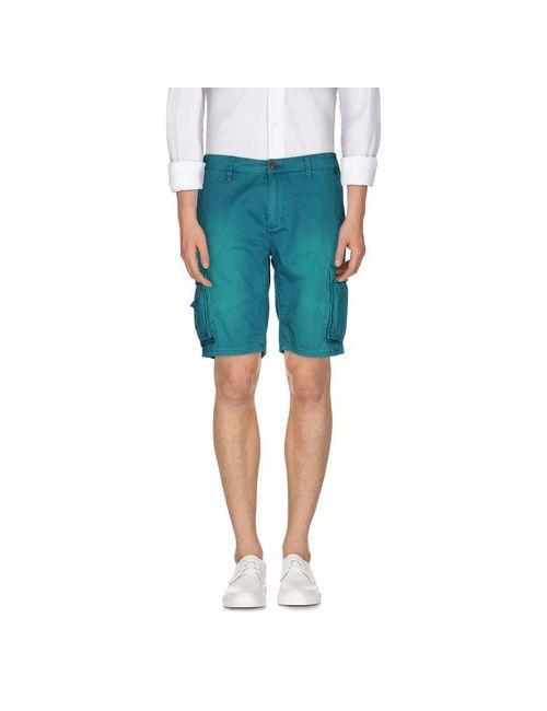 Pepe Jeans | Мужские Бирюзовые Бермуды