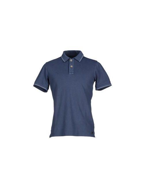 Asfalto | Мужское Синее Поло