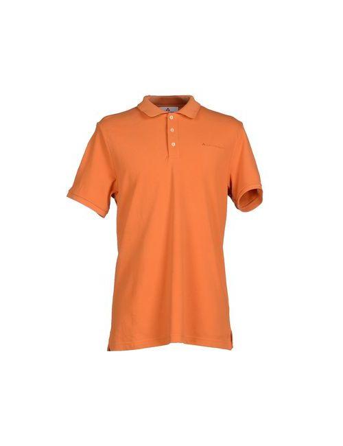 Peuterey   Мужское Оранжевое Поло