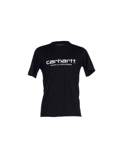 Carhartt | Мужская Черный Футболка