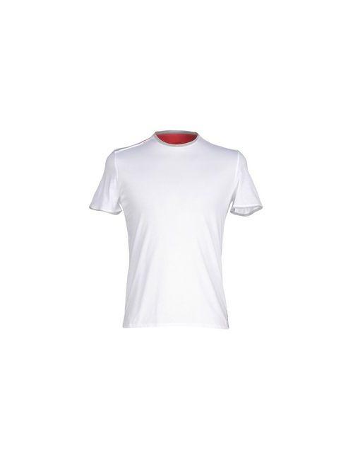 Yoon | Мужская Белая Футболка
