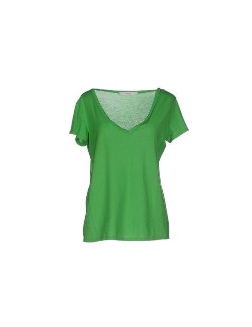 Jucca | Женская Зелёная Футболка
