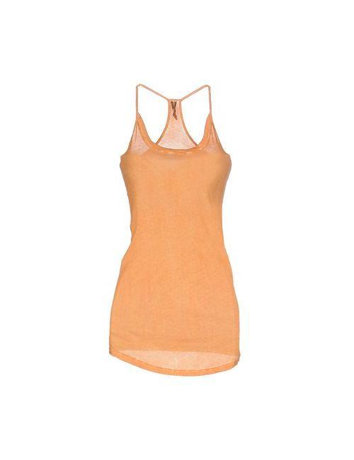 Humanoid | Женская Оранжевая Майка