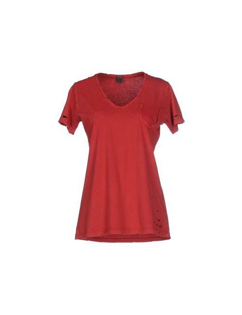 Jijil | Женская Красная Футболка