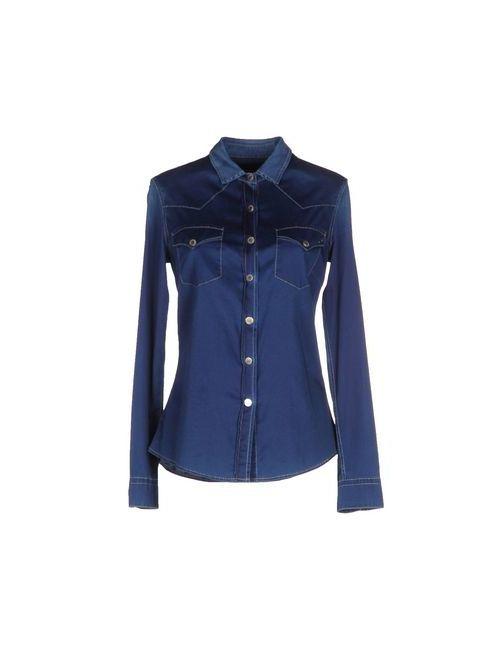 Jacob Cohёn | Женская Синяя Джинсовая Рубашка