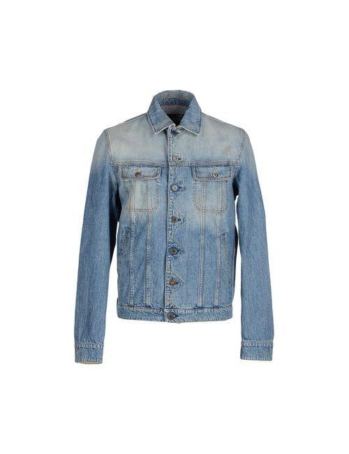 Love Moschino   Мужская Синяя Джинсовая Верхняя Одежда