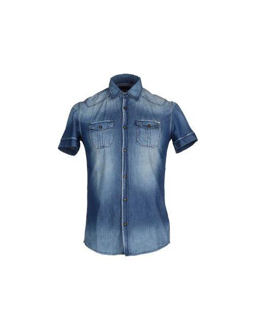 Antony Morato | Женская Синяя Джинсовая Рубашка