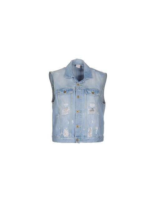 Dondup | Женская Синяя Джинсовая Верхняя Одежда