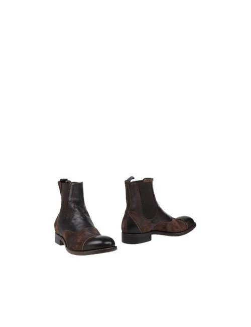 Pantanetti | Мужские Коричневые Полусапоги И Высокие Ботинки