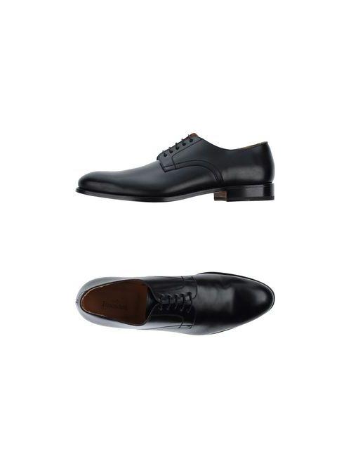 Franceschetti | Мужская Черный Обувь На Шнурках