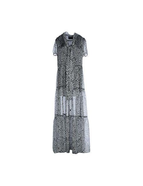 Marco Bologna | Женское Чёрное Длинное Платье