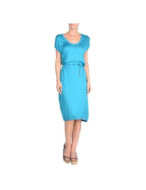 Jean Paul Gaultier Soleil | Женское Лазурное Пляжное Платье