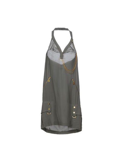 Vdp Collection | Женское Зелёное Короткое Платье