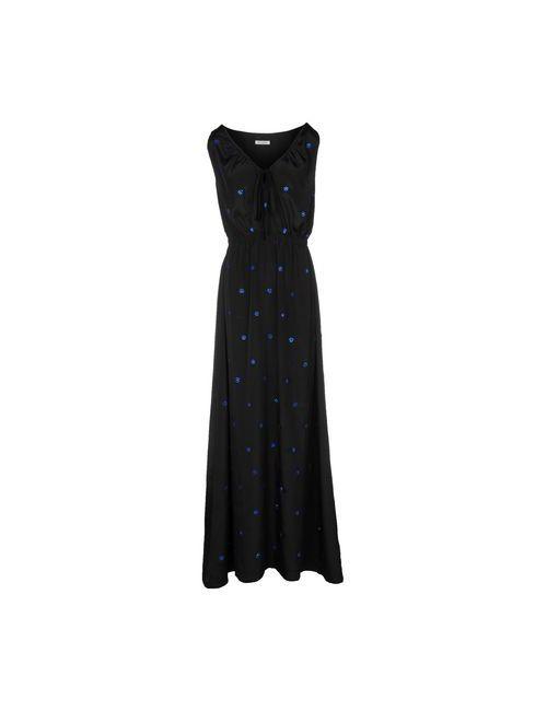 BeaYukMui | Женское Чёрный Длинное Платье
