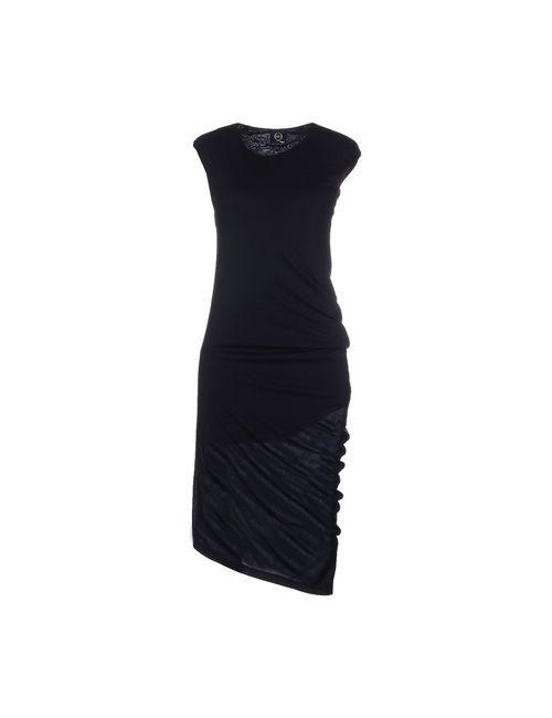 Mcq Alexander Mcqueen | Женское Черный Короткое Платье