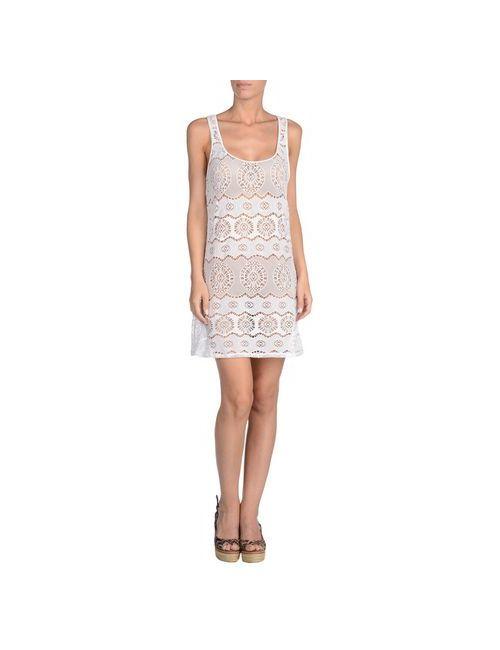 Ralph Lauren | Женское Белое Пляжное Платье