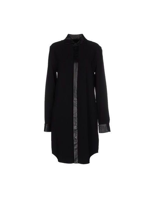 Ralph Lauren Black Label | Женское Чёрное Короткое Платье