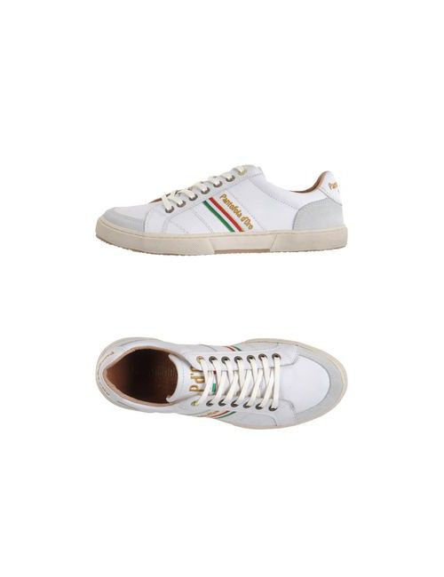Pantofola d'Oro | Мужские Белые Низкие Кеды И Кроссовки