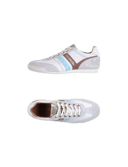 Pantofola d'Oro   Женские Белые Низкие Кеды И Кроссовки