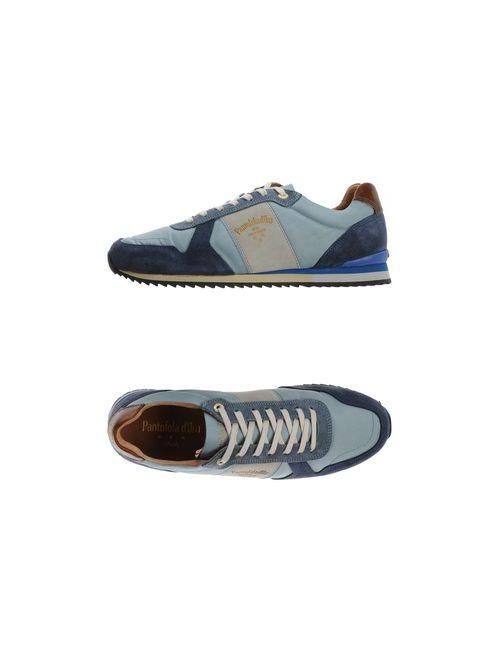 Pantofola d'Oro | Женские Голубы Низкие Кеды И Кроссовки