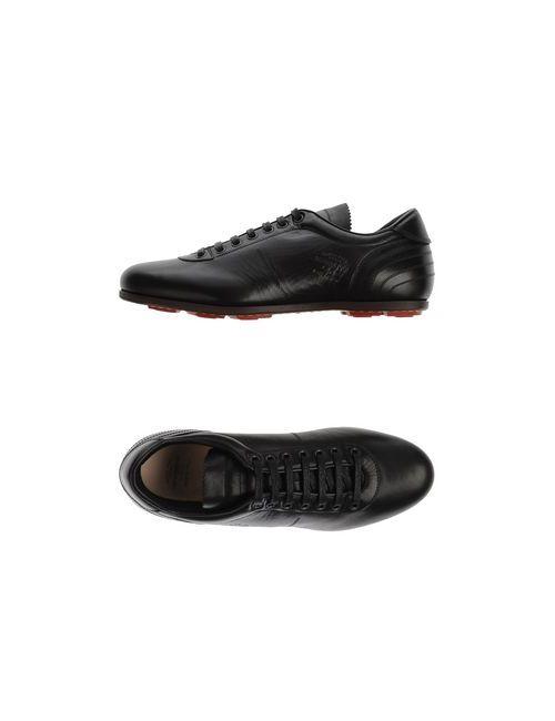 Pantofola d'Oro | Женские Чёрные Низкие Кеды И Кроссовки