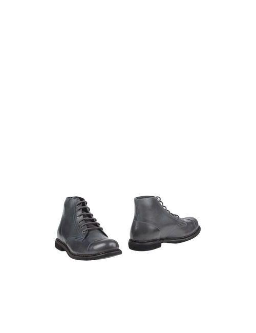 Emporio Armani | Мужские Серые Полусапоги И Высокие Ботинки