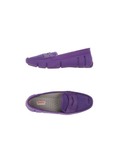Swims | Женские Фиолетовые Мокасины