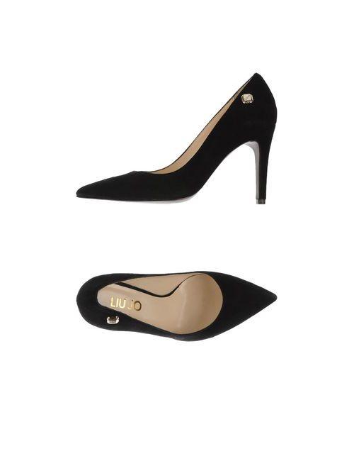 Liu •Jo Shoes   Женские Чёрные Туфли