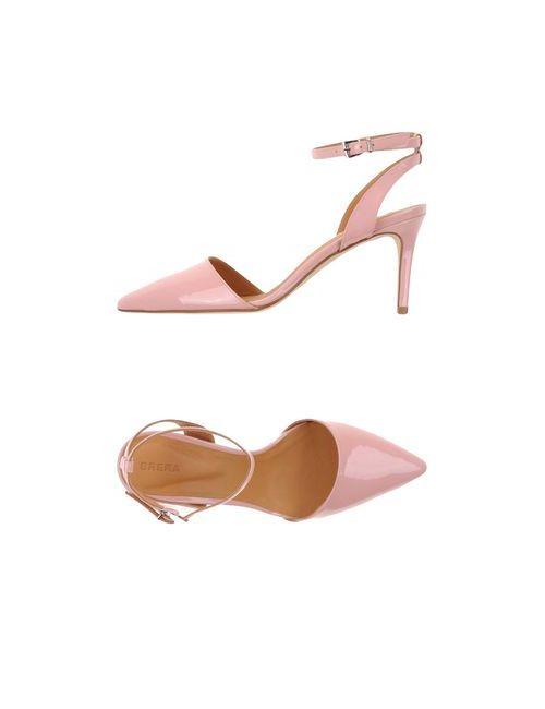 BRERA | Женские Розовые Туфли