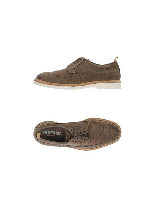 Wexford | Мужская Хаки Обувь На Шнурках