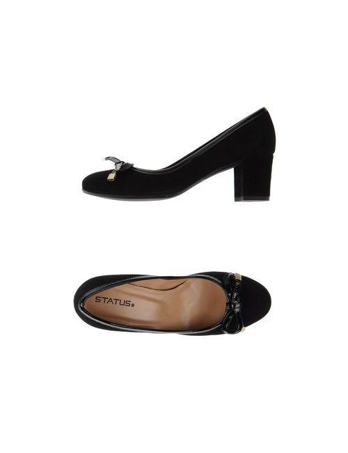 STATUS | Женские Чёрные Туфли