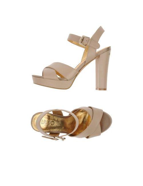 Liu •Jo Shoes   Женские Песочные Сандалии