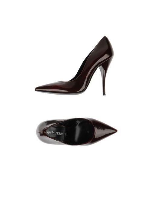 Guya Ferri | Женские Коричневые Туфли