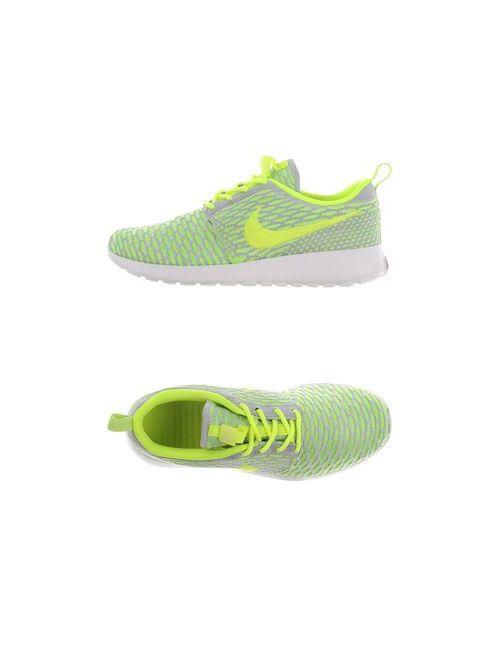 Nike | Мужские Зелёные Низкие Кеды И Кроссовки